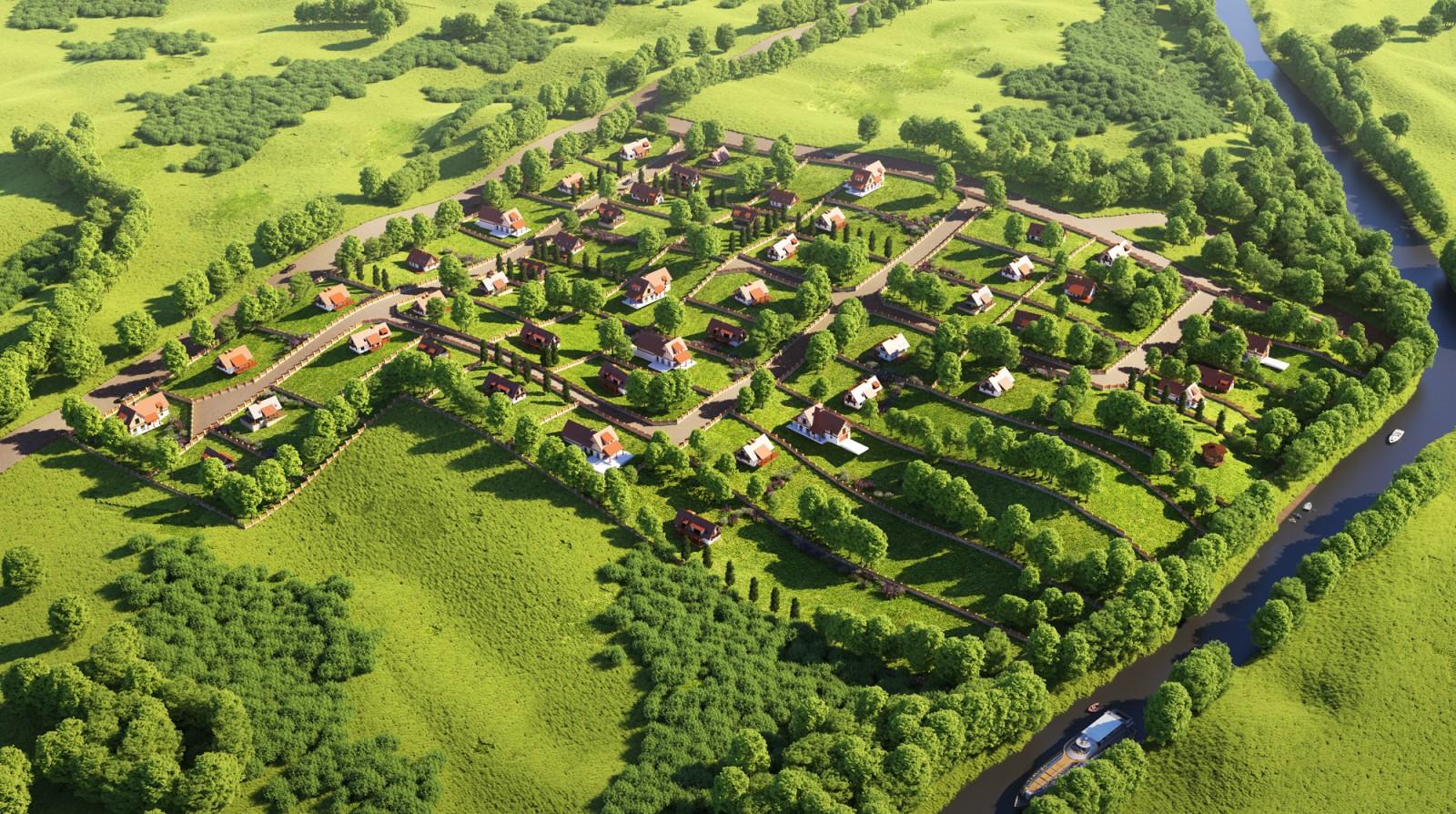 Osada nad Kanałem Elbląskim